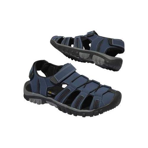 Trekking-Sandalen mit Klettverschlüssen