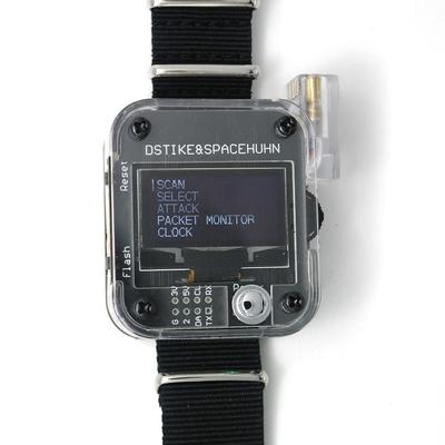 DSTIKE – montre connectée WiFi D...