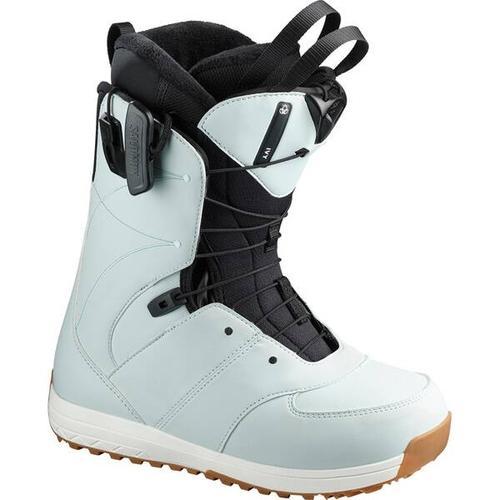 SALOMON Damen Snowboard-Schuhe IVY Sterling B/Sterling B, Größe 25 in Sterling Blue/Sterling Blue/White