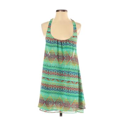 Show Me Your Mumu Casual Dress - A-Line: Blue Dresses - Used - Size Small