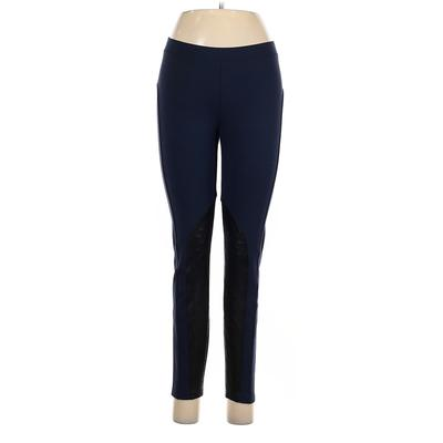 TAG Elements Casual Pants - High Rise: Blue Bottoms - Size Medium
