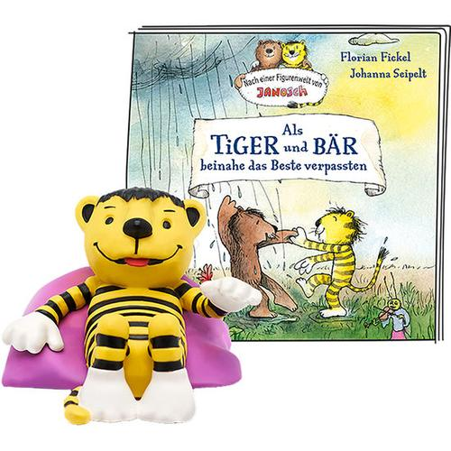 tonies® Janosch – Als Tiger und Bär beinahe das Beste verpassten, bunt