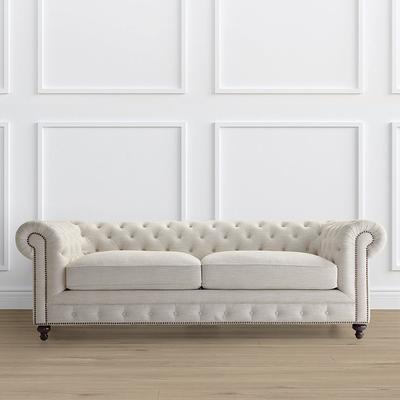 Barrow Chesterfield Sofa - Chunk...