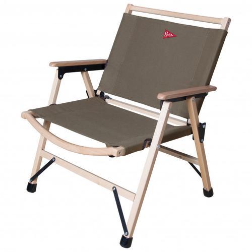 Spatz - Woodstar - Campingstuhl rot/beige;grau;weiß/grau