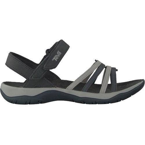 Teva Graue Sandalen W Elzada Sandal