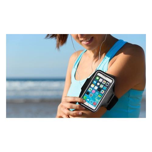 Sportarmband für Apple iPhone: 4 4s 5 5s SE1 SE2 6 6s 7 8/ Grün/ 2