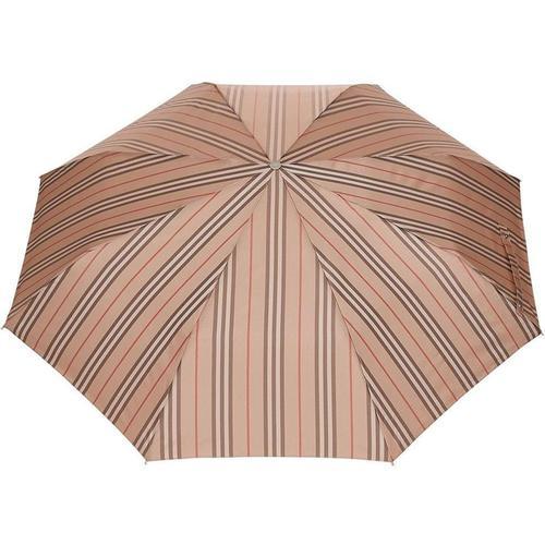 Burberry Regenschirm mit Streifen