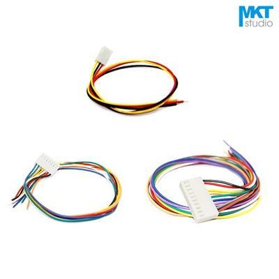 Lot de 10 câbles KF2510 colorés ...