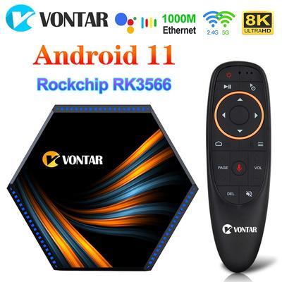 VONTAR – boîtier Smart TV KK MAX...