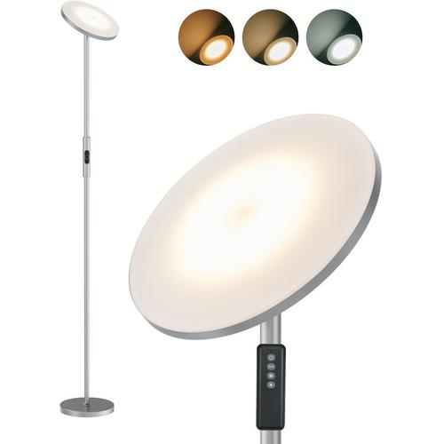 LED Stehlampe,Abnehmbare Stehlampe, LED Downlight Stehlampe Dimmbare industrielle Stehlampe,