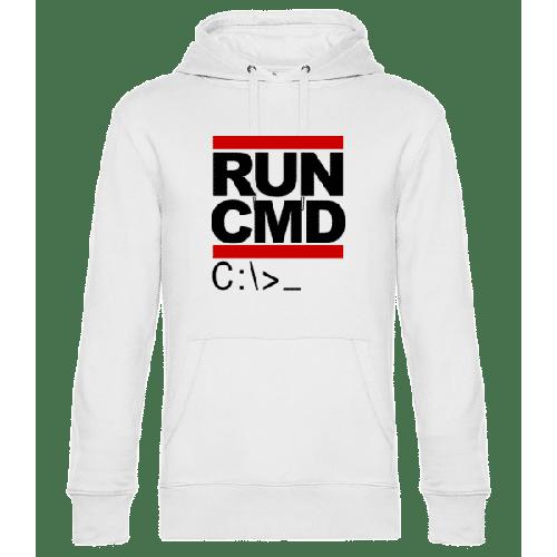 Run CMD - Unisex Hoodie