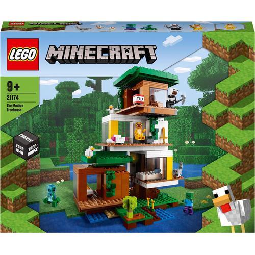 LEGO Minecraft, Das moderne Baumhaus (21174, Minecraft), Gebäude