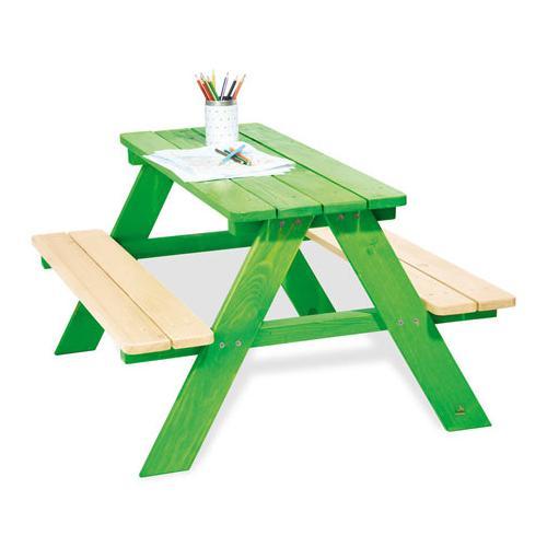 Pinolino Sitzgarnitur »Nicki für 4«, grün