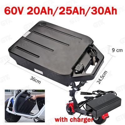 GTK 60V 30Ah batterie Lithium-io...