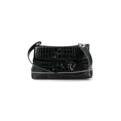Tommy Hilfiger - Tommy Hilfiger Shoulder Bag: Black Solid Bags