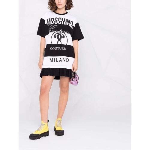 Moschino Kleid mit Fragezeichen