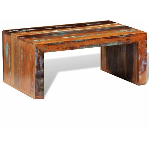 Couchtisch Recyceltes Holz