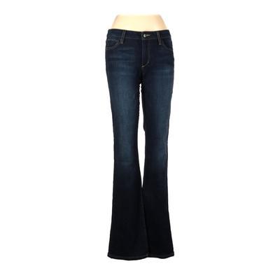 Joe's Jeans Jeans - Low Rise: Blue Bottoms - Size 30