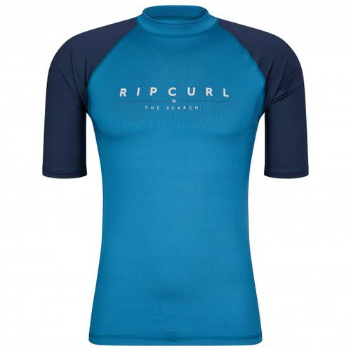 Rip Curl - Shockwaves S/S UV - Lycra Gr XL blau