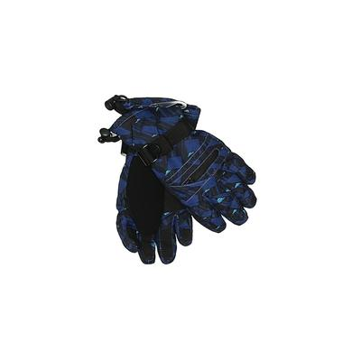 all in motion Gloves: Blue Accessories - Size 4