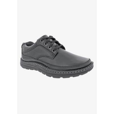 TOLEDO II Casual Shoes by Drew in Black Leather (Size 13 6E)