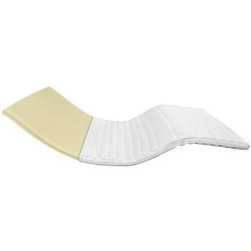 Premium Latex-Topper | 90x200 cm | 5,5 cm Höhe | Matratzentopper | 90/200 | Latex Topper