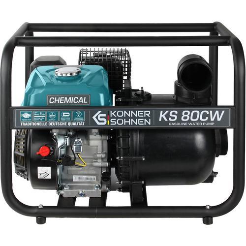 Könner&söhnen - KS 80CW chemische Motorpumpe