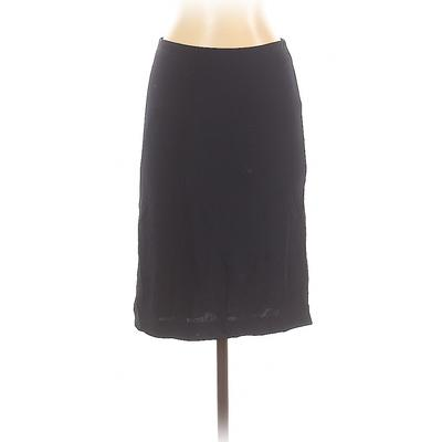 Missoni Casual Skirt: Blue Solid Bottoms - Size 38