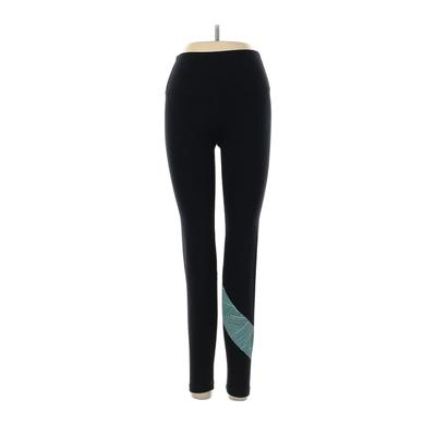 Active by Old Navy Leggings: Bla...