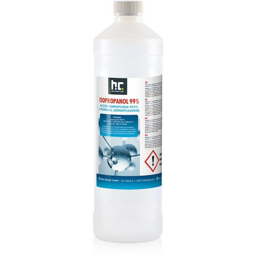 1 x 1 Liter Isopropanol 99,9%