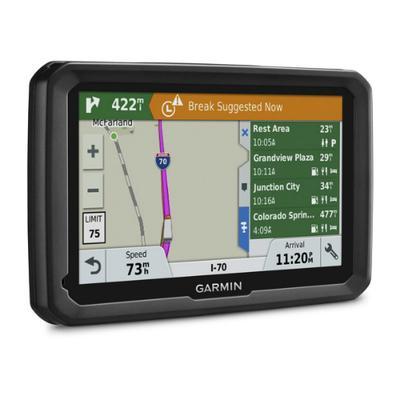 Garmin dezl 580 LMT S Truck GPS Navigation System With Bluetooth and nuMaps/Street Maps Updates - (010-01858-02)