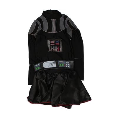Star Wars Costume: Black Solid Accessories - Size Medium