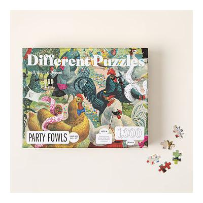 Party Fowl Trick Puzzle