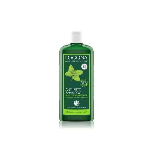 Logona Bio-Zitronenmelisse Anti-Fett Haarshampoo 250 ml