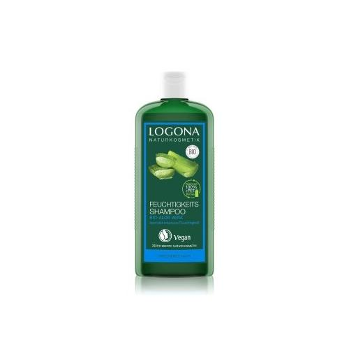Logona Bio-Aloe Vera Feuchtigkeit Haarshampoo 250 ml
