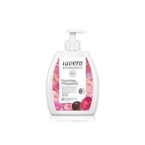 lavera Fruchtig Bio-Goji & Bio-Acai Flüssigseife 250 ml