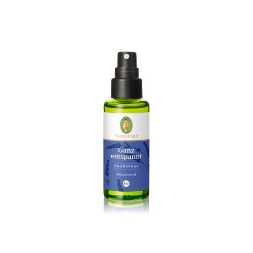 Primavera Ganz entspannt Raumspray Bio Raumspray 50 ml