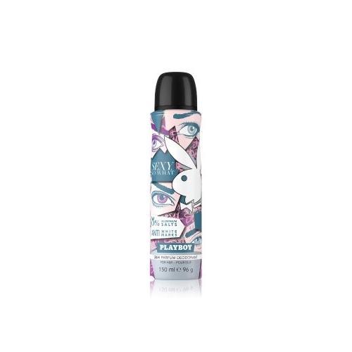Playboy Sexy so what Female Deodorant Spray 150 ml