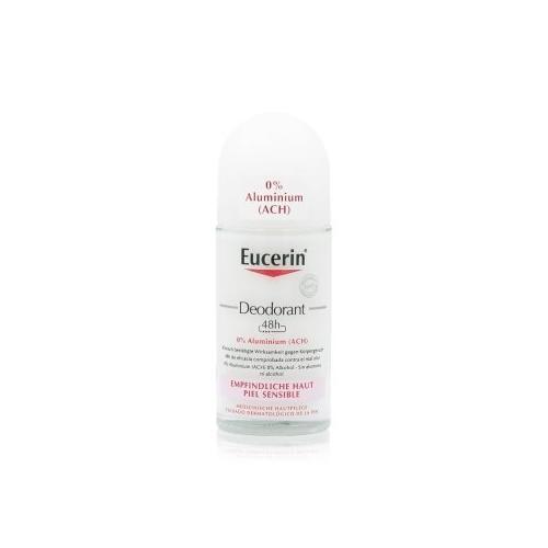Eucerin Deodorant 0% Aluminium Deodorant Roll-On 50 ml