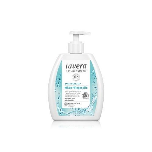 lavera Basis Sensitiv Bio-Aloe Vera & Bio-Kamille Flüssigseife 250 ml