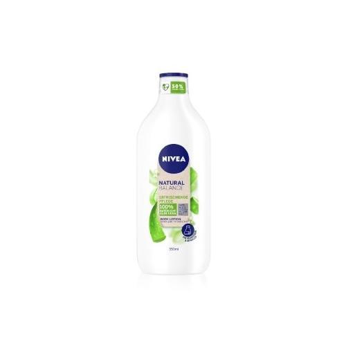 NIVEA Natural Balance Aloe Vera Bodylotion 350 ml