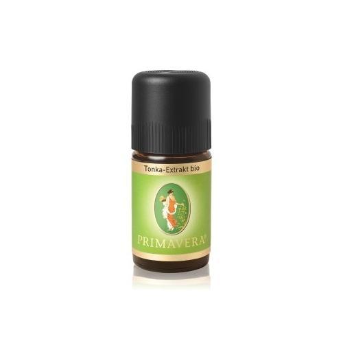 Primavera Tonka-Extrakt Bio Duftöl 5 ml