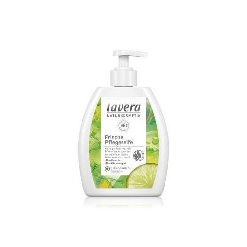 lavera Frisch Bio-Limette & Bio-Zitronengras Flüssigseife 250 ml