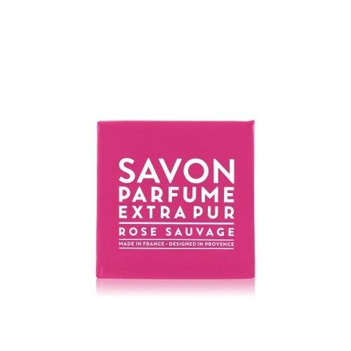 La Compagnie de Provence Savon Parfume Extra Pur Rose Sauvage Stückseife 100 g