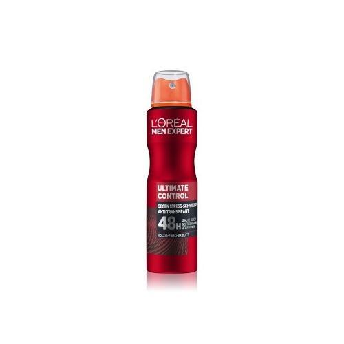 L'Oréal Men Expert Ultimate Control Deodorant Spray 150 ml