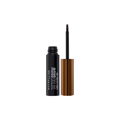 Maybelline New York Augen Make-up Augenbrauen Tatoo Brow Gel Tint Nr. 35 Black 5 g