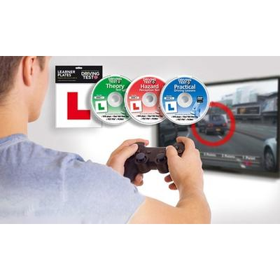 Premium Learner Driver Pack For Games Consoles Mac DVD and PC