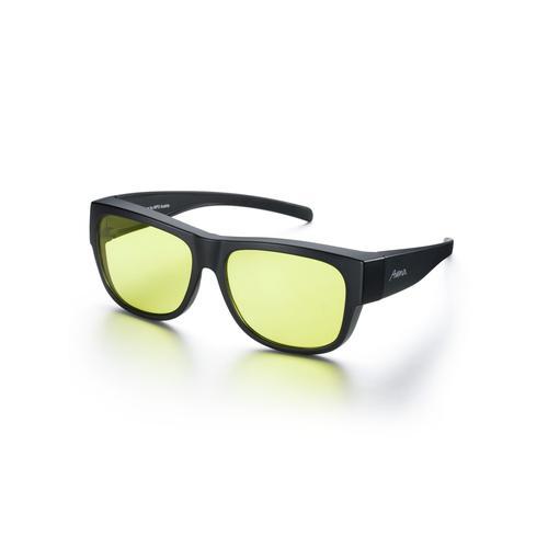 Avena Herren Nachtsichtbrille Schwarz