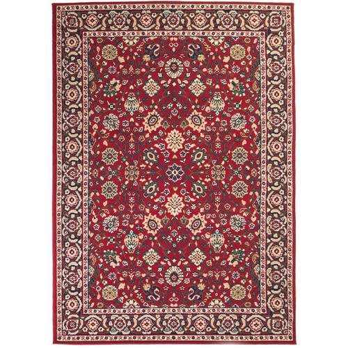Orientteppich 160x230 cm Rot/Beige - Youthup