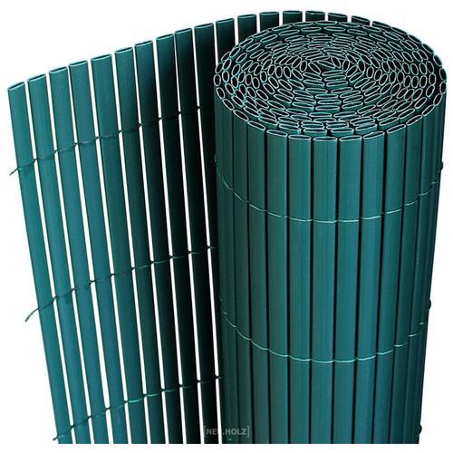 Sichtschutzmatte 150x300 cm PVC Grün